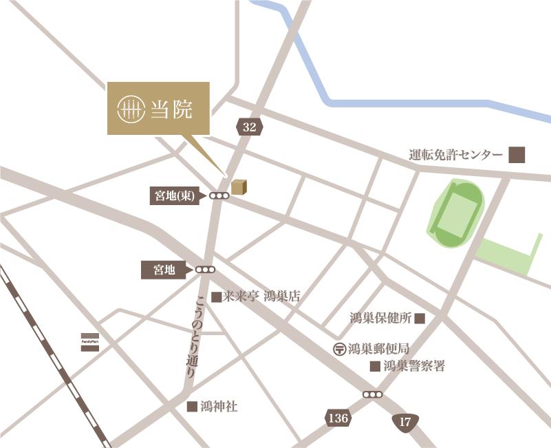 埼玉県鴻巣市宮地4丁目15−6